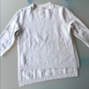 Tucker&Tate sweater off white mid-sleeve